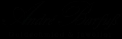 André Barfuß Goldschmied Juwelier Berlin Bernau Deutschland Logo